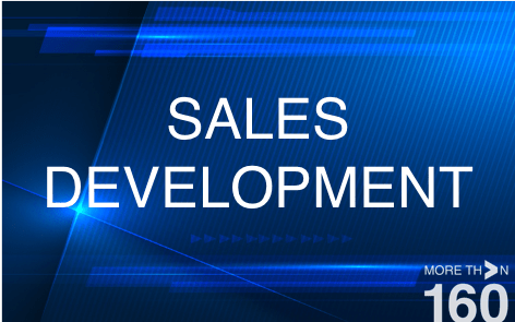 12_SALES DEVELOPMENT MORE THAN 160