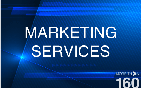 13_MARKETING SERVICES MORE THAN 160