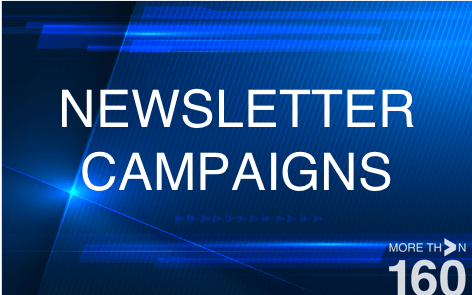 19_NEWSLETTER CAMPAIGNS MORE THAN 160